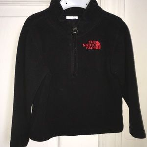 North Face - fleece sweater - Toddler Size : 2